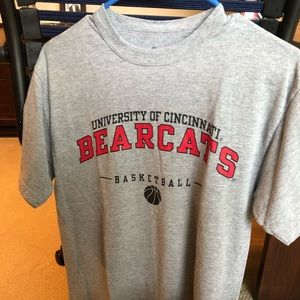 Russell Athletic Shirts - Cincinnati basketball shirt